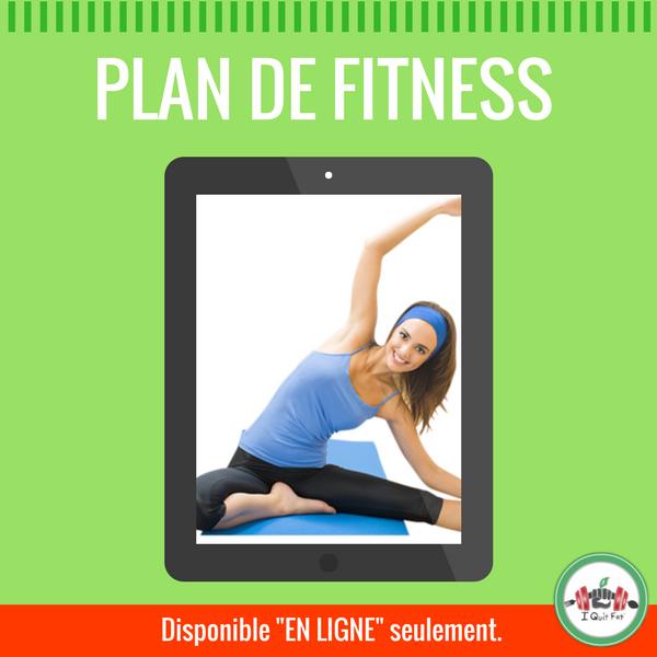 I Quit Fat -Entrainement, Détox, nutrition et conditionnement physique - iquitfat.ca